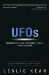 Leslie Kean's new book talks UFOs, Stephen Colbert listens