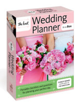 The Knot Wedding Planner in a Box Cover
