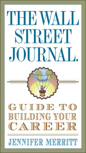 The Wall Street Journal Guide to Building Your Career Cover