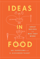 Ideas in Food Cover