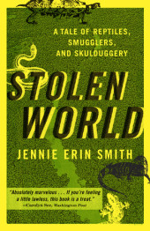 Stolen World Cover