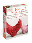 Toe-Up Socks in a Box
