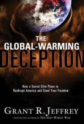 The Global-Warming Deception Cover