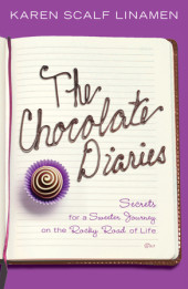 The Chocolate Diaries Cover