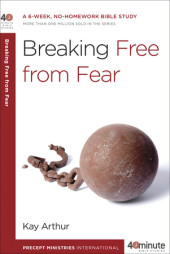 Breaking Free from Fear Cover
