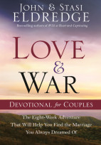 Love & War Devotional for Couples