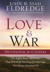 Love and War Devotional for Couples Cover