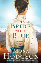 The Bride Wore Blue - Mona Hodgson