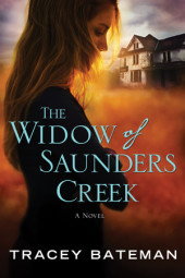 The Widow of Saunders Creek Cover