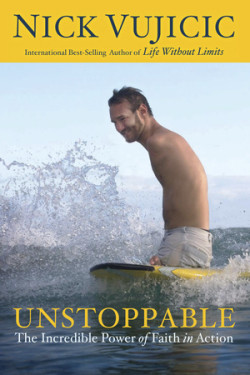 Unstoppable by Nick Vujicic book cover image