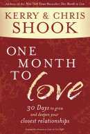 One Month to Love by Kerry Shook