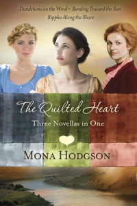 The Quilted Heart Omnibus by Mona Hodgson