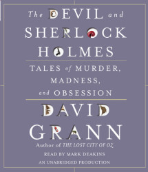 The Devil and Sherlock Holmes Cover
