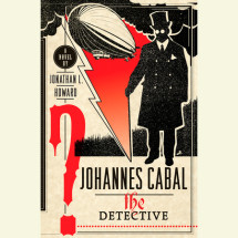 Johannes Cabal the Detective Cover