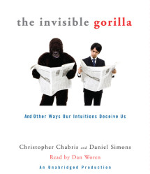 The Invisible Gorilla Cover