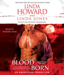 Blood Born Cover