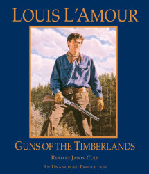 Guns of the Timberlands Cover