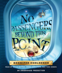 No Passengers Beyond This Point Cover