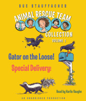 Animal Rescue Team Collection: Volume 1 Cover