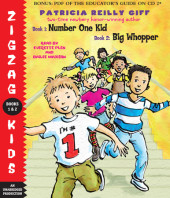 Zigzag Kids Collection: Books 1 and 2 Cover