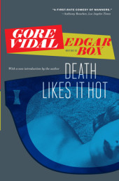 Death Likes It Hot Cover