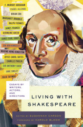 Living with Shakespeare Cover