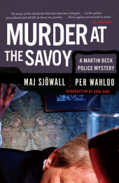 Murder at the Savoy Cover