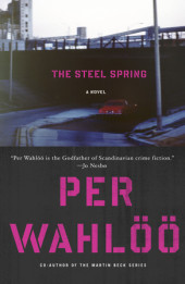 The Steel Spring Cover