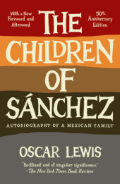 The Children of Sanchez Cover
