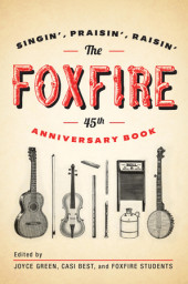 The Foxfire 45th Anniversary Book Cover