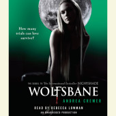 Wolfsbane: A Nightshade Novel Cover