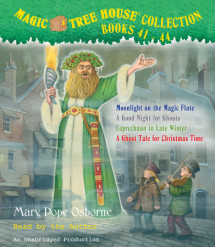 Magic Tree House Collection: Books 41-44 Cover
