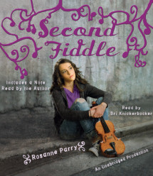 Second Fiddle Cover