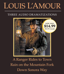A Ranger Rides to Town/Rain on the Mountain Fork/Down Sonora Way Cover
