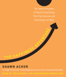 The Happiness Advantage Cover