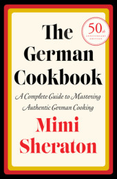 The German Cookbook Cover