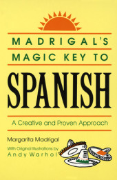 Madrigals Magic Key to Spanish Cover
