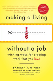 Making a Living Without a Job, revised edition Cover