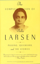 The Complete Fiction of Nella Larsen Cover