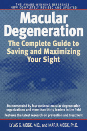 Macular Degeneration Cover