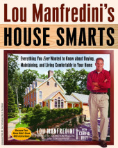 Lou Manfredini's House Smarts Cover