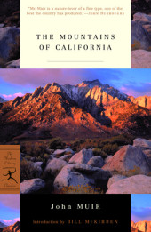 The Mountains of California Cover