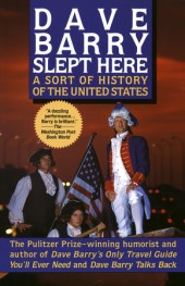 Dave Barry Slept Here Cover