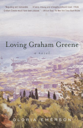 Loving Graham Greene Cover