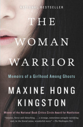 The Woman Warrior Cover