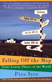Falling Off the Map Cover