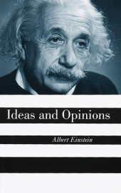Ideas and Opinions Cover