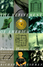The Refinement of America Cover