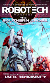 Robotech: The Masters Saga: The Southern Cross Cover