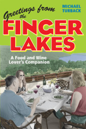 Greetings from the Finger Lakes Cover
